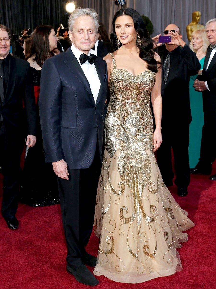 2013-Michael-Douglas-Catherine-Zeta-Jones-academy-awards