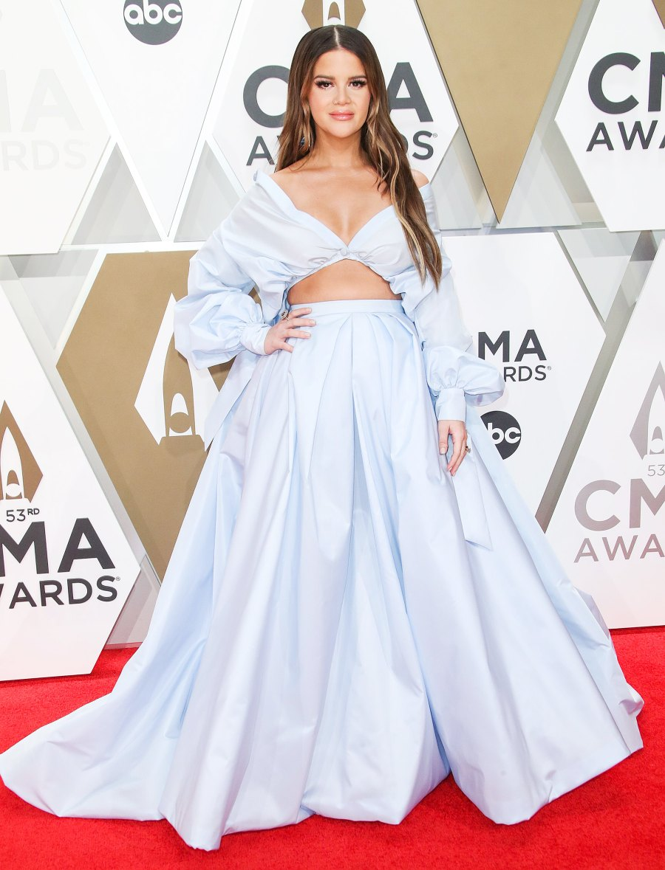 Cma Awards 2019 Red Carpet Fashion Dresses