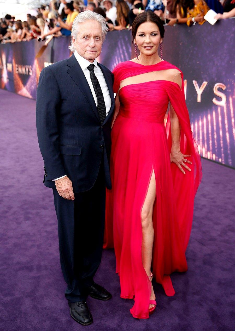 2019-Michael-Douglas-and-Catherine-Zeta-Jones-Primetime-Emmy-Awards