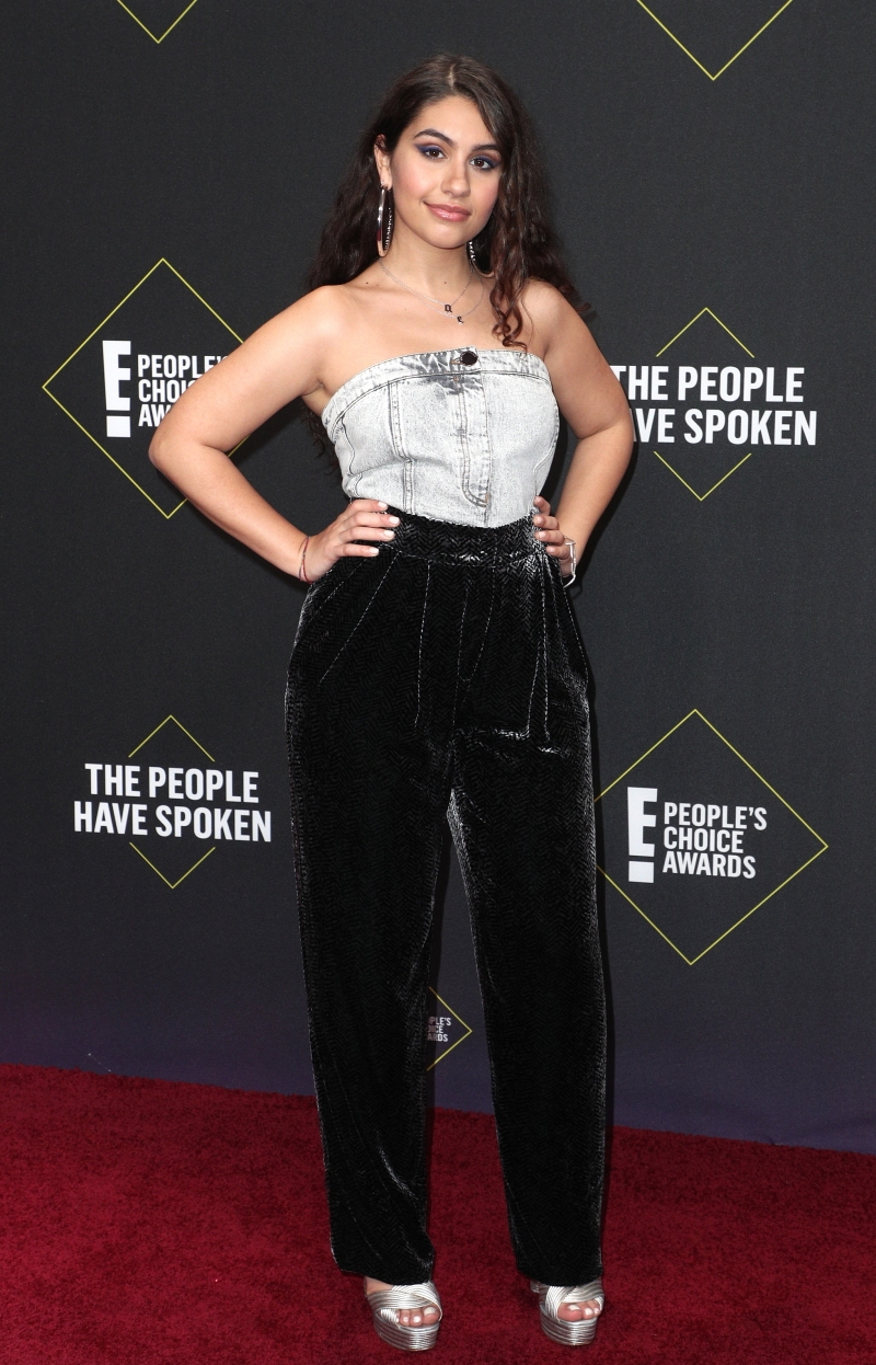 2019 People's Choice Awards - Alessia Cara