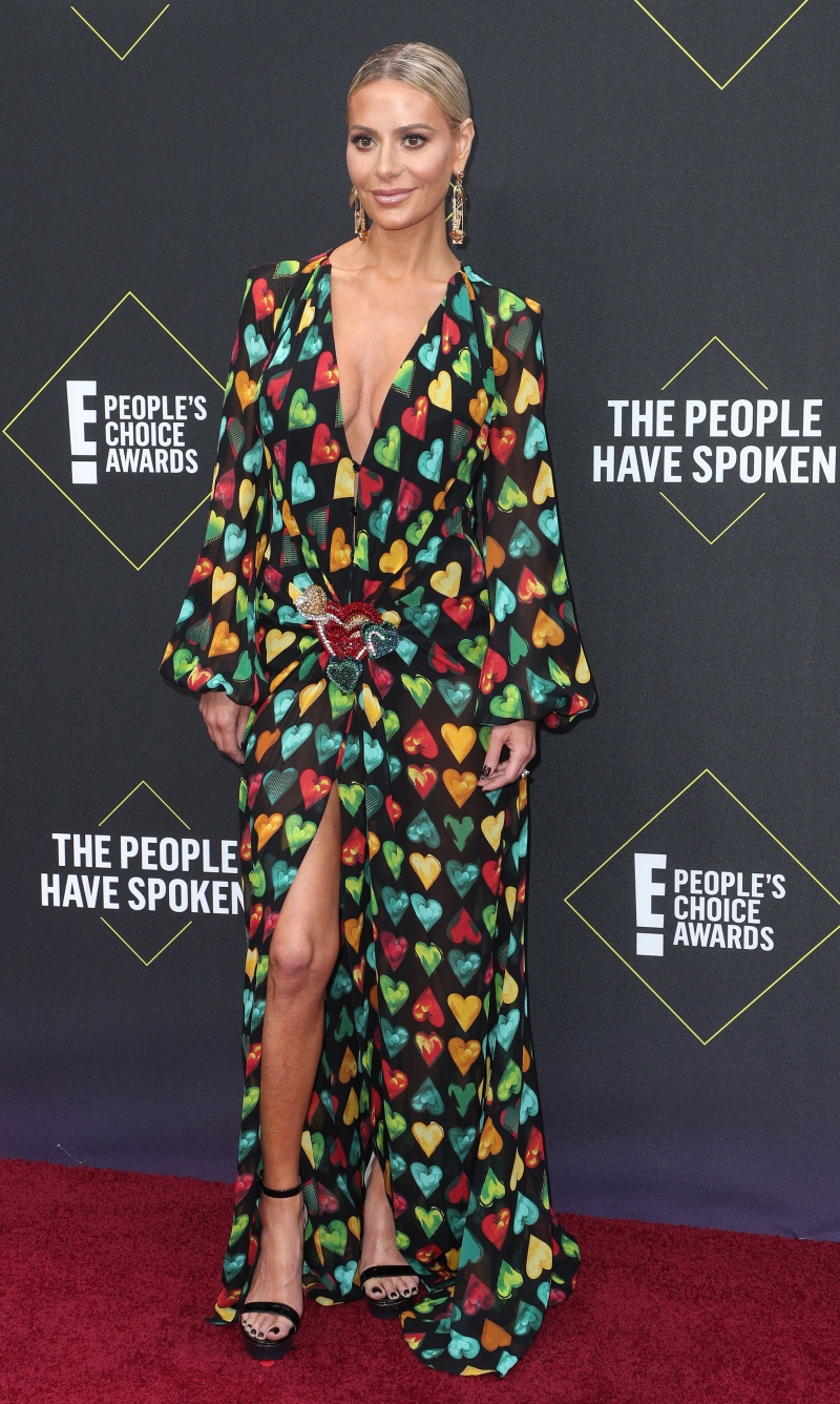 2019 People's Choice Awards - Dorit Kemsley