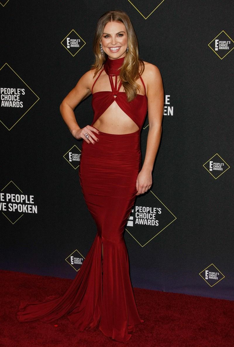 2019 Peoples Choice Awards - Hannah Brown