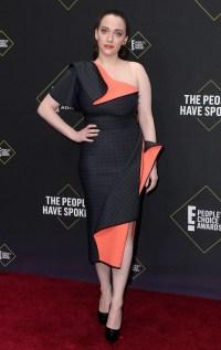 2019 People's Choice Awards - Kat Dennings