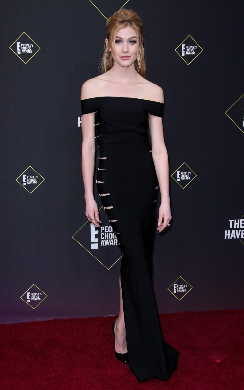 2019 People's Choice Awards - Katherine McNamara