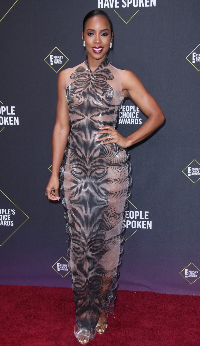2019 Peoples Choice Awards - Kelly Rowland