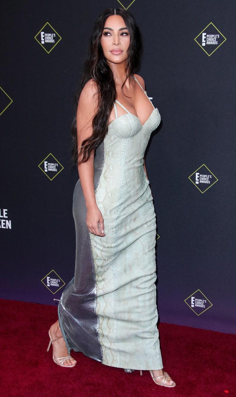 2019 People's Choice Awards - Kim Kardashian