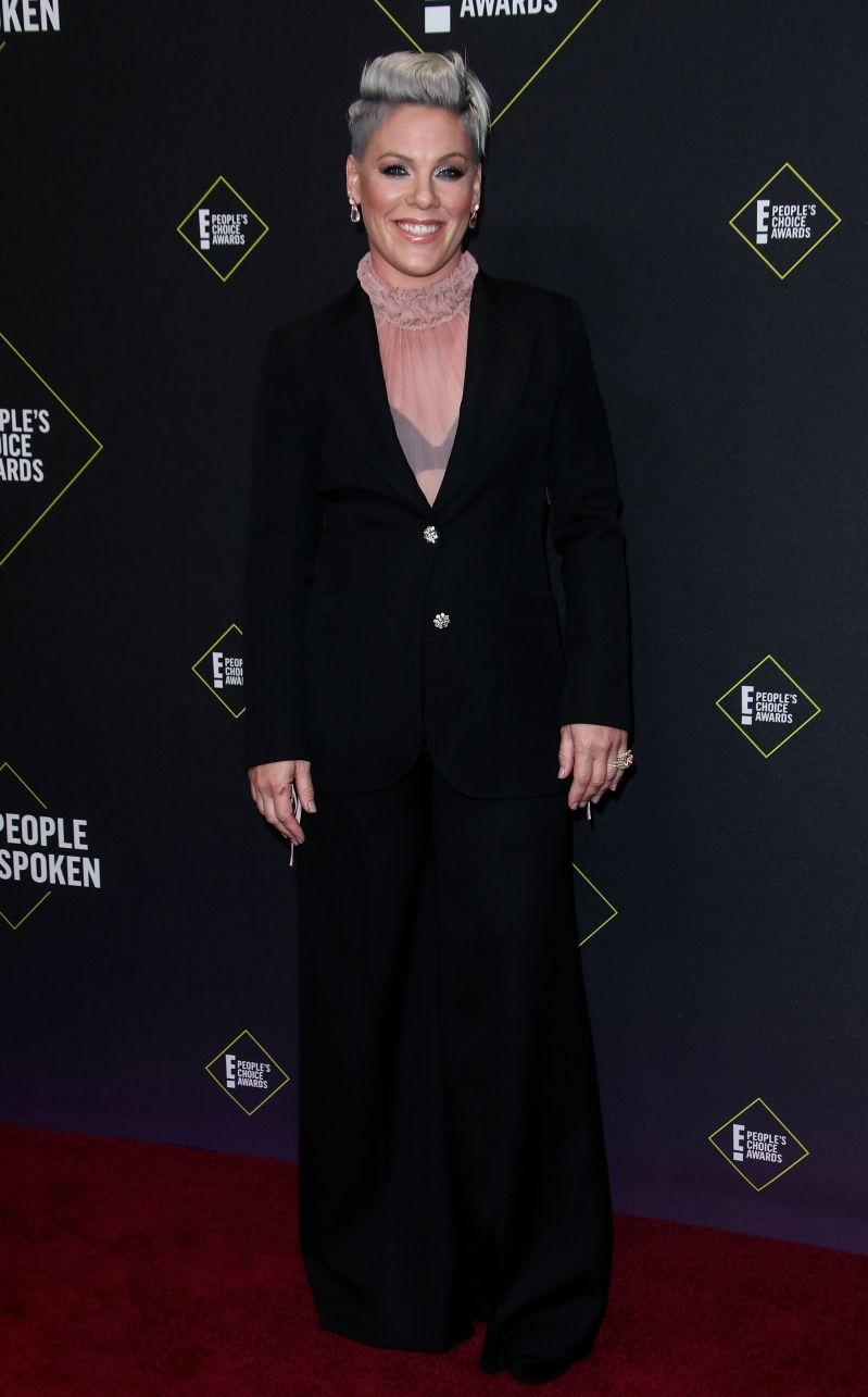 2019 People's Choice Awards - Pink