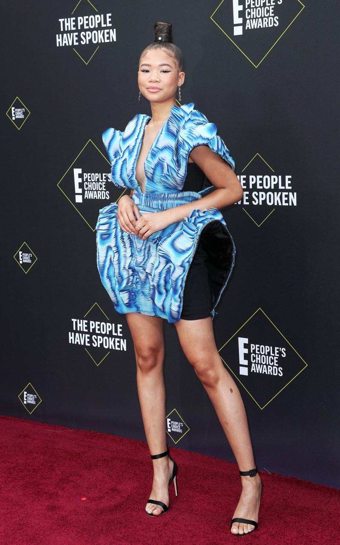 2019 People's Choice Awards - Storm Reid
