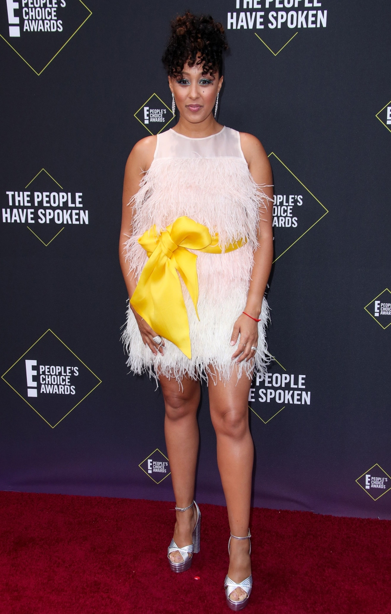 2019 People's Choice Awards - Tamera Mowry-Housley