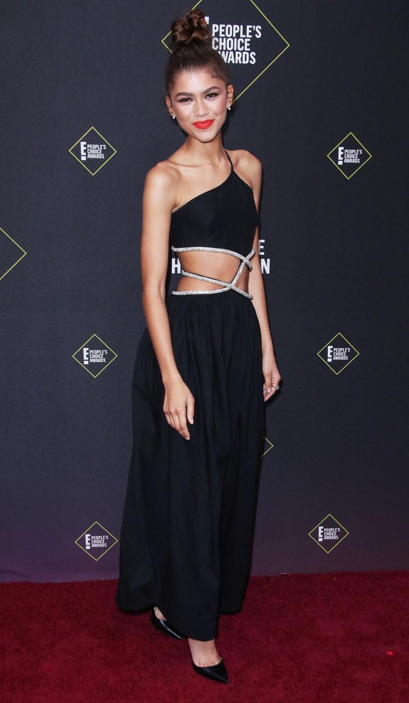 2019 People's Choice Awards - Zendaya