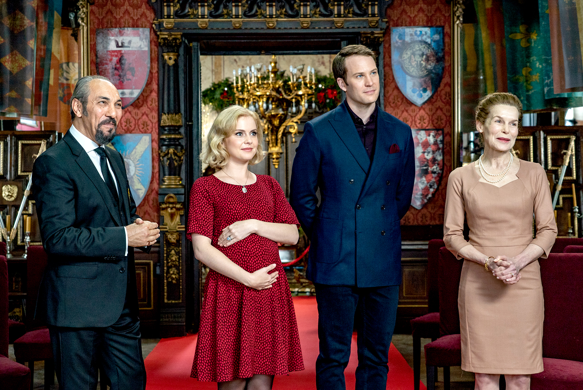 'A Christmas Prince: The Royal Baby' Trailer Is Here: Video