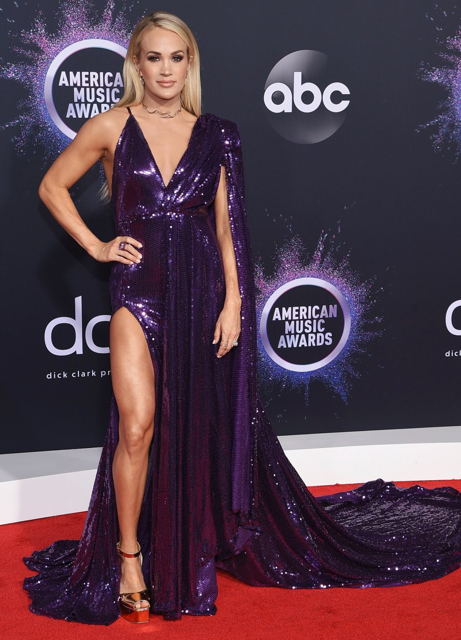 AMAs 2019 - Carrie Underwood