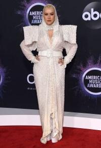 AMAs 2019 - Christina Aguilera