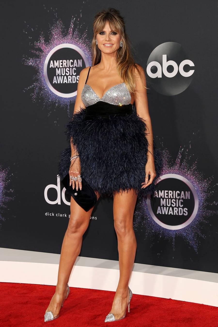 AMAs 2019 - Heidi Klum