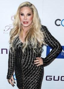Adrienne Maloof révèle pourquoi elle ne retournera pas à temps plein dans «The Real Housewives of Beverly Hills»