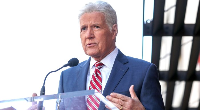 Alex Trebek Chokes Up Over 'Jeopardy!' Contestant's Supportive Answer Amid Cancer Battle