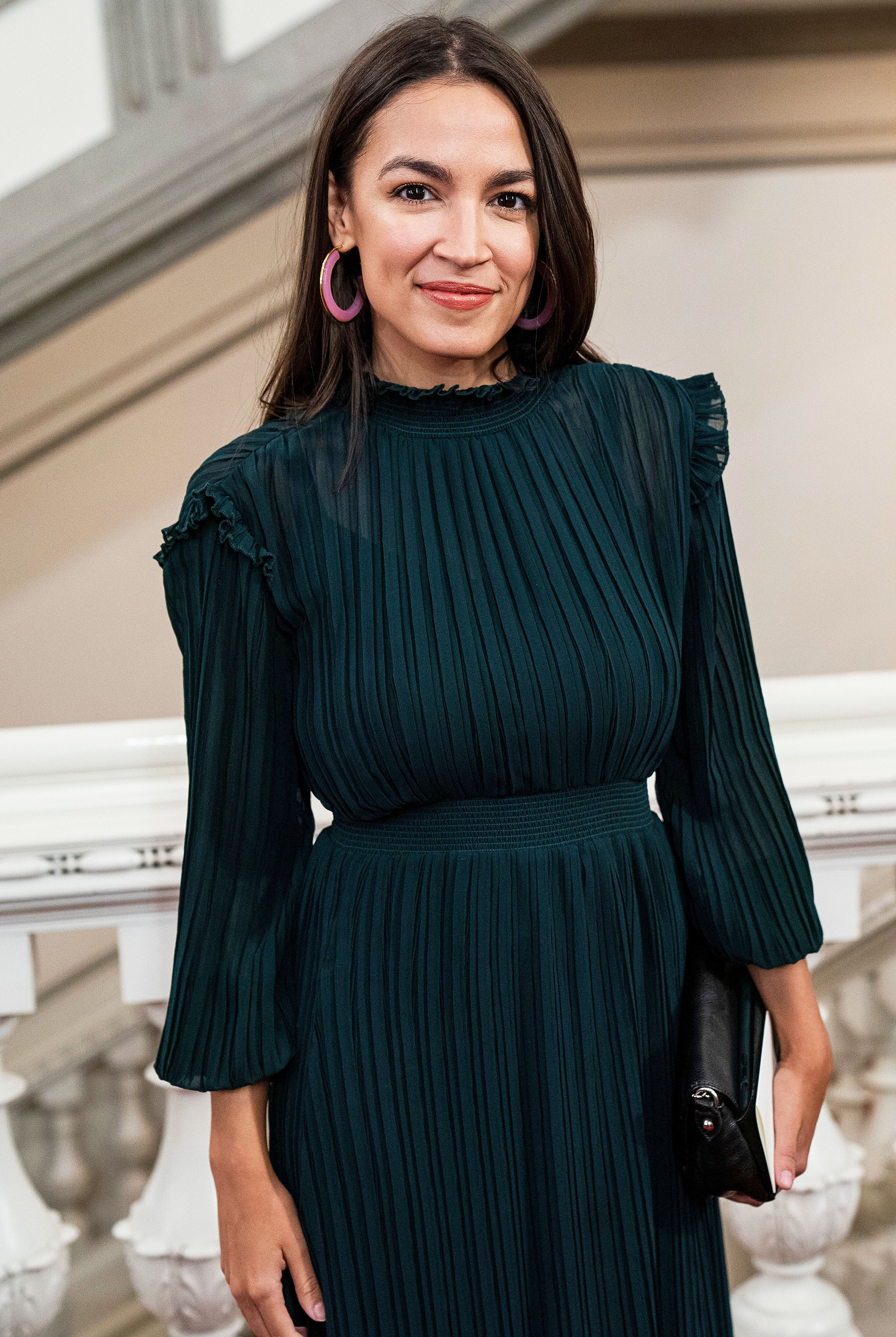 Alexandria Ocasio Cortezs Style Fashion Evolution