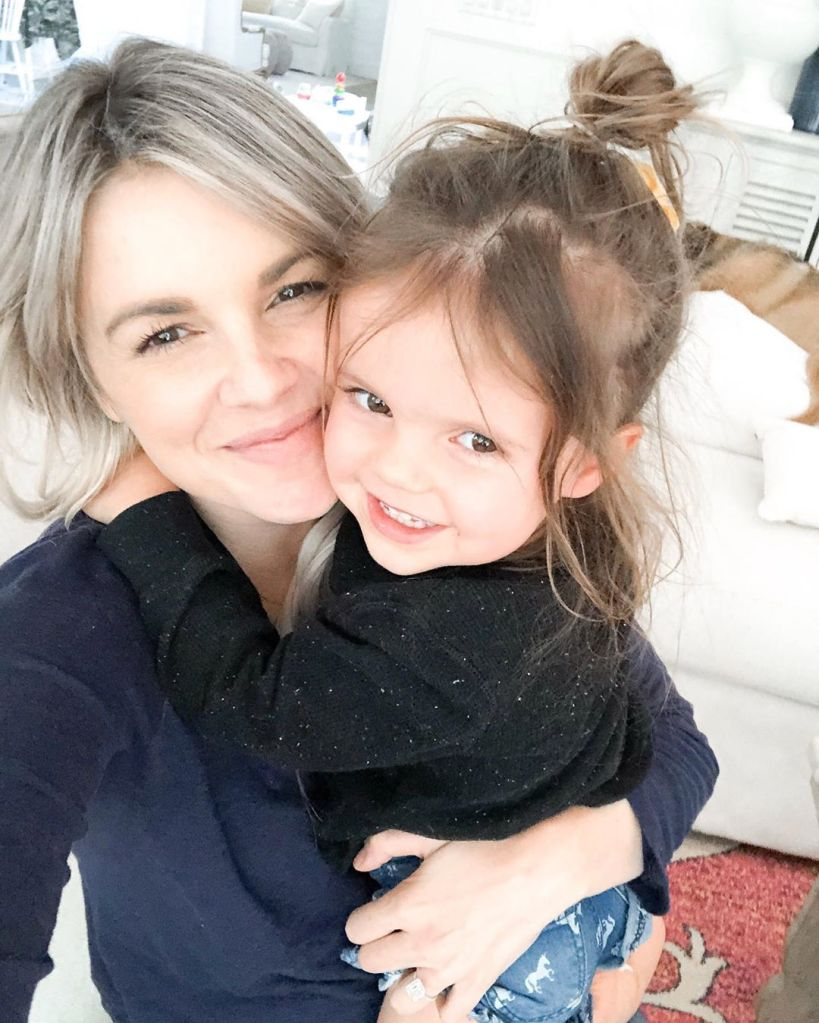 Ali Fedotowsky Takes Daughter Molly, 3, to Hospital With 104-Degree Fever