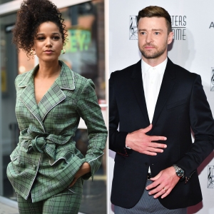 Alisha Wainwright's Dad Defends Actress Amid Justin Timberlake Scandal