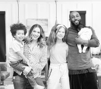 Allison Holker Instagram Zaia Boss How Celebrity Babies Celebrated Their 1st Thanksgiving