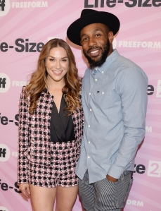 Allison Holker and Stephen 'tWitch' Boss Share 1st Photo With Newborn Daughter Zaia