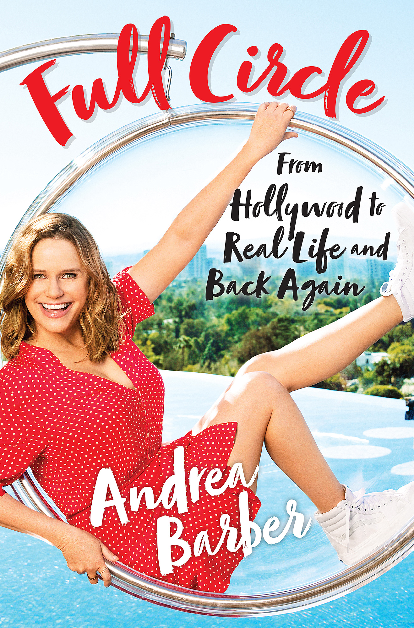 Andrea Barber Is Opening Up About Divorce and Depression Now book