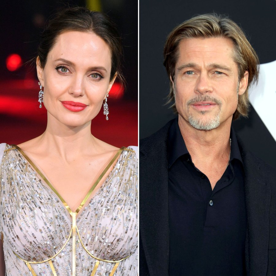 Angelina Jolie Has Been on a 'Few Dates' Amid 'Messy Divorce' From Brad Pitt