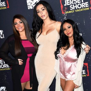 Angelina Pivarnick Not Talking Jersey Shore Costars After Shady Wedding Speeches