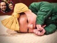 Anna and Josh Duggar Baby Girl Newborn Maryella Hope Duggar