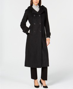 This Cashmere Overcoat Is Under $200 for a Limited Time at Macy's!