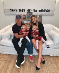 April Love Geary Instagram Lola Thicke How Celebrity Babies Celebrated Their 1st Thanksgiving