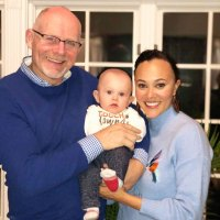 Ashley Boalch Darby Instagram Dean Darby How Celebrity Babies Celebrated Their 1st Thanksgiving