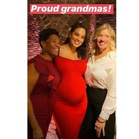 Ashley Graham Baby Shower