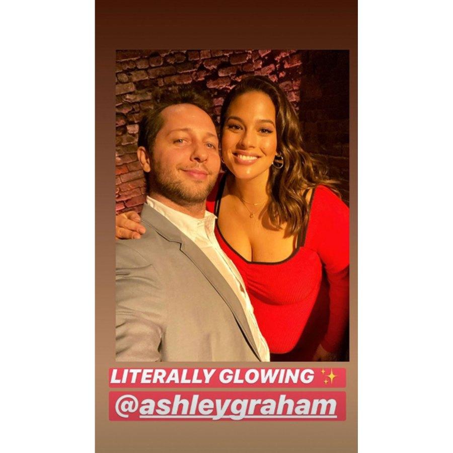 Ashley Graham Baby Shower