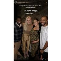 Ashley Graham Pregnancy Pics