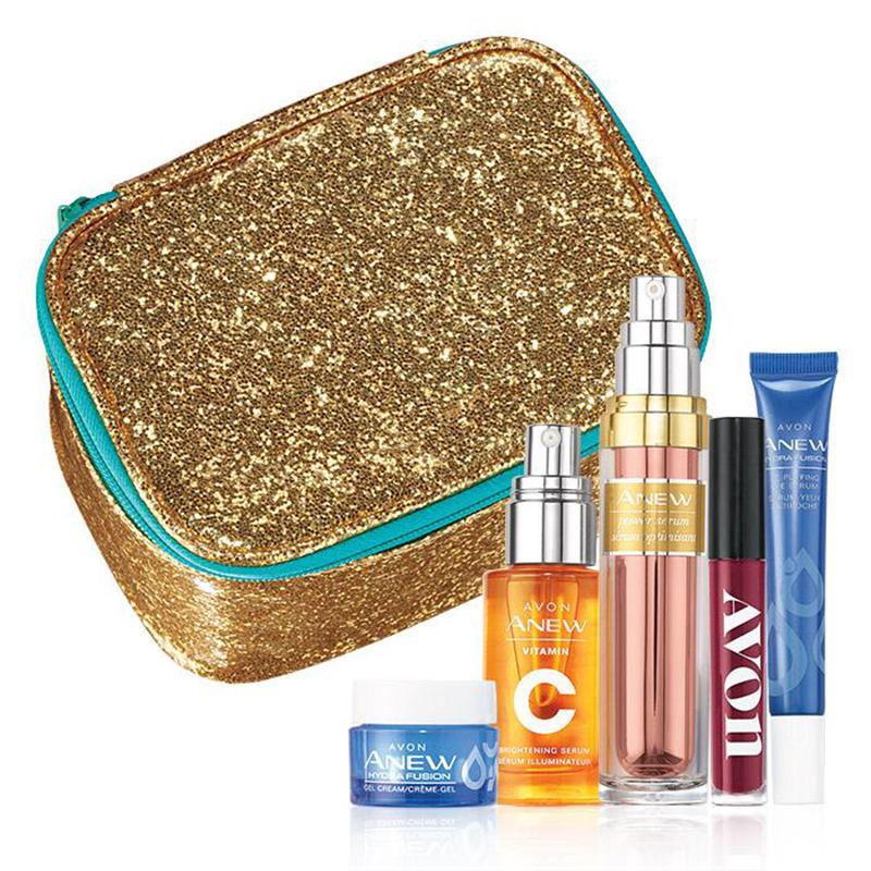 Avon Let It Glow Skincare Blockbuster