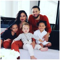 Ayesha Curry Stephen Curry Instagram Thanksgiving