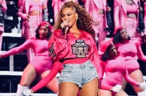 Beyonce's Latest Coachella Wax Figure Is So Spot-On