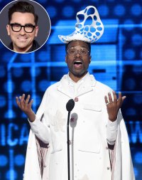 Billy Porter and Dan Levy AMAs What You Didn't See on TV