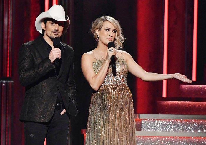 Brad Paisley and Carrie Underwood Hosting CMAs 2018