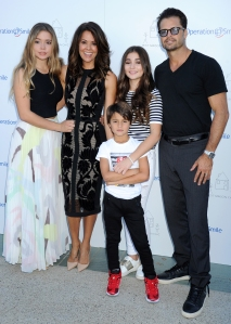 Brooke Burke Spoke to Her Children About the College Scandal
