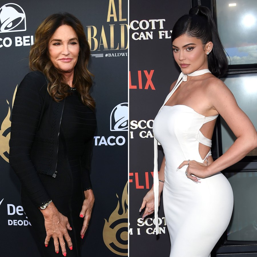 Caitlyn Jenner Gushes About Kylie Jenner's Wearing Dolce & Gabbana Parenting Skills