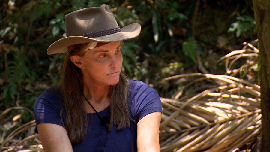 Caitlyn Jenner I'm A Celebrity Get Me Out Of Here