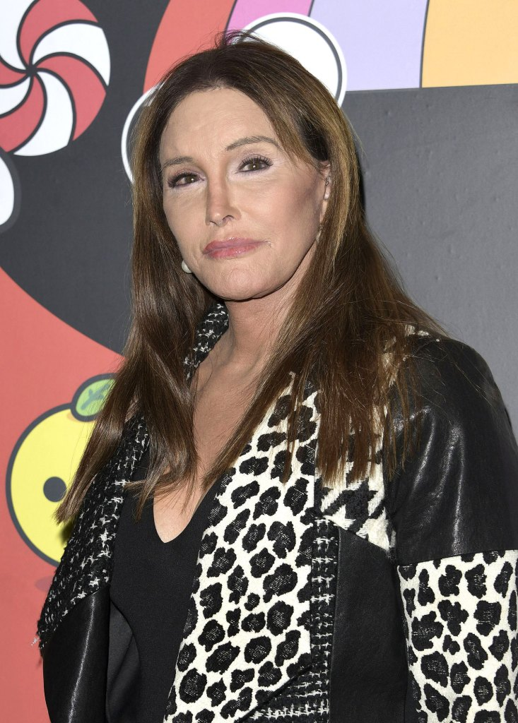 Caitlyn Jenner alice + olivia by Stacey Bendet x FriendsWithYou Collection