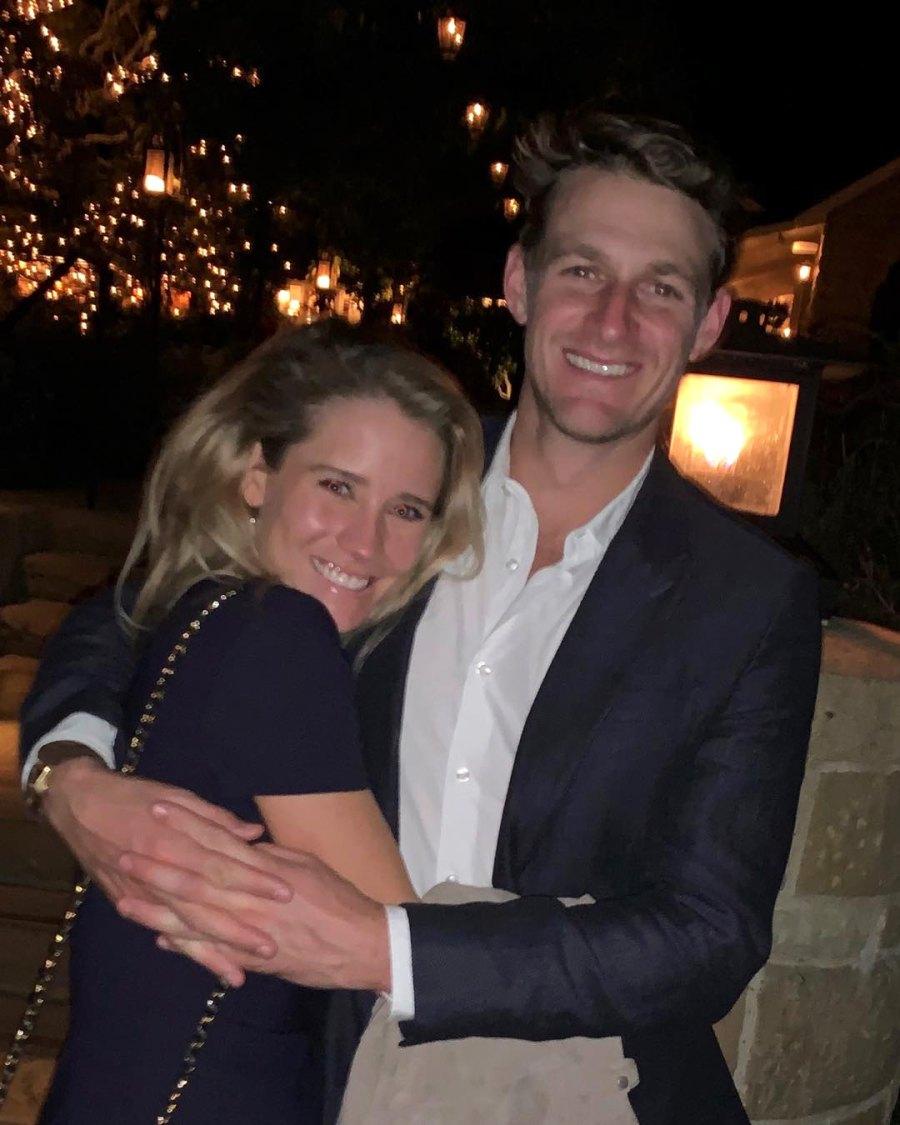 Cassidy Gifford and Ben Wierda Celeb Engagements Instagram