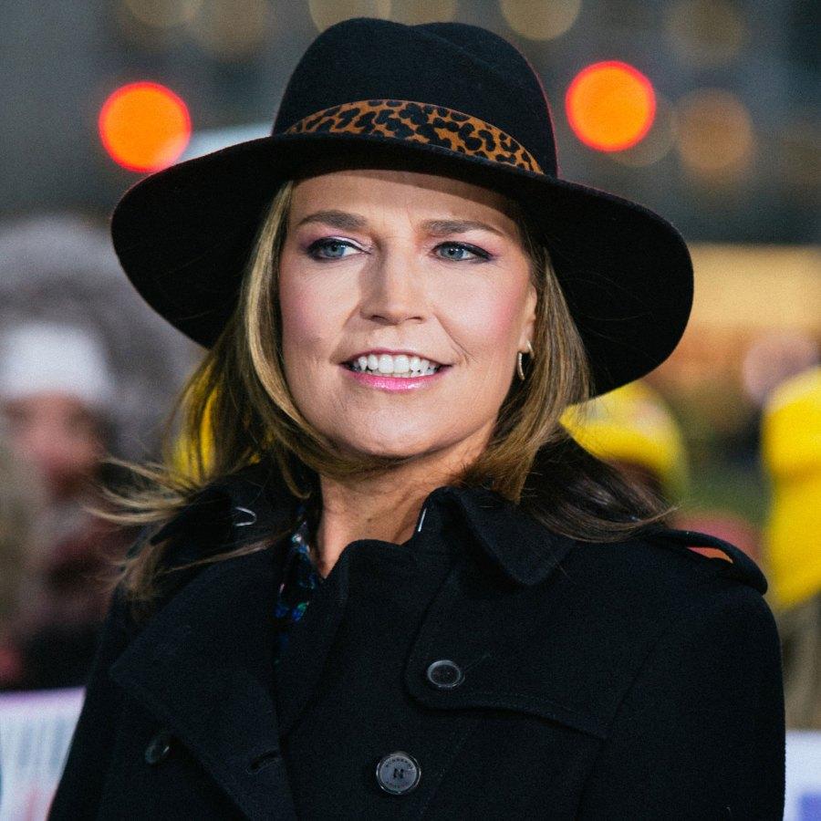 Celebrity Health Scares Savannah Guthrie
