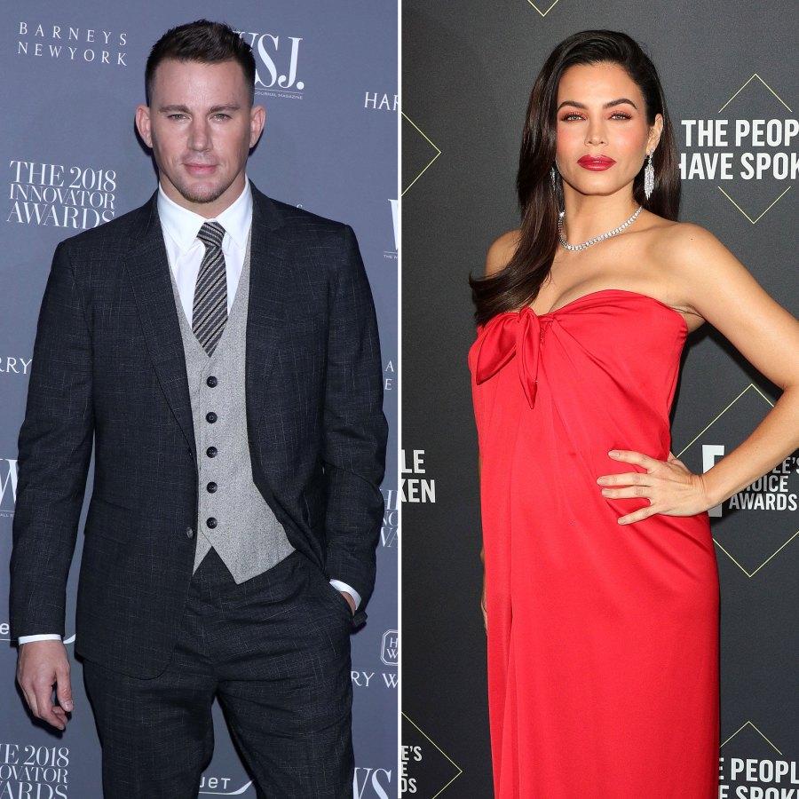 Channing Tatum and Jenna Dewan Finalize Divorce