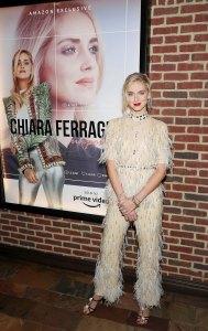 Chiara Ferragni Exclusive Interview