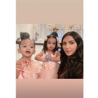Chicago and Dream Pink Kim Kardashian