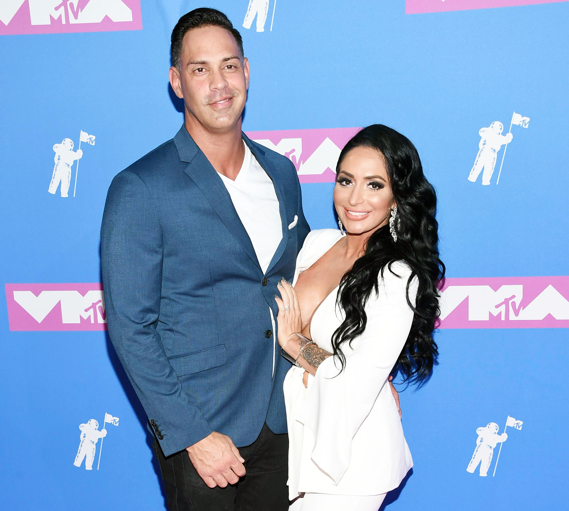 Jersey Shore Cast Throws Bachelorette Party for Angelina Pivarnick in New Orleans